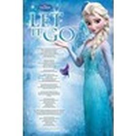 EuroPosters Poster Frost Let It Go V24931 61×91.5cm