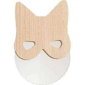 April Eleven Wodden Cat Miror