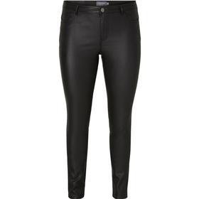 Junarose Coated Jeans Black/Black