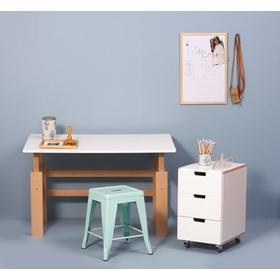 Set med höj- & sänkbart skrivbord + hurts Set med höj- & sänkbart skrivbord + hurts - 115 Manis-h