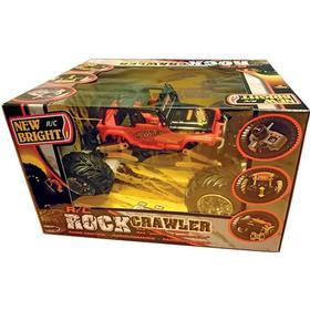 New Bright Rock Crawler