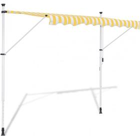 vidaXL Manual Retractable Awning 350cm