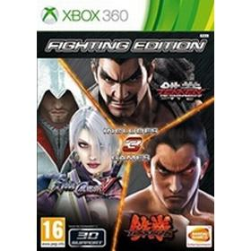 Namco Bandai Games The Fighting Edition - Tekken Tag Tournament 2 - Soul Caliber V - Tekken 6 (Xbox 360)