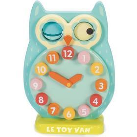 Le Toy Van Petilou Blink Owl Clock