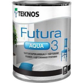 Futura Aqua 3 Träfärg Vit 2.7L