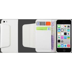 Aye White Wallet (iPhone 5C)