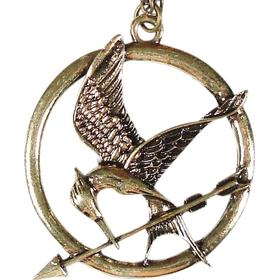 Halsband härmskrikan i brons