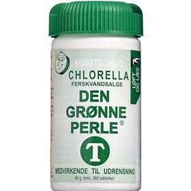 chlorella pris