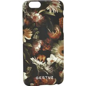 GESTUZ MOBILCOVER M (Multi Black Flower 90322, 6 PLUS)