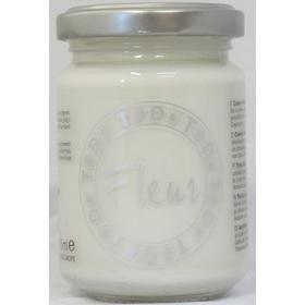 Chalky vintage look paint chalk white 330 ml
