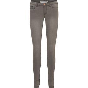 Noisy May Eve Lw Skinny Fit Jeans Grey/Medium Grey Denim