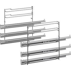 Bosch 3 Level Telescopic Shelf Rails Full Ext HEZ638300