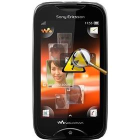 Sony Ericsson Mix Walkman Diagnose