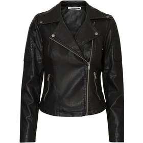 d04a037bd Leather jacket dametøj - Sammenlign priser hos PriceRunner