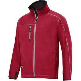 9d16c805 Snickers Workwear 8012 A.I.S. Fleecejakke - Sammenlign priser hos  PriceRunner