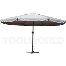 H. P. Schou Parasol with Hand Swing 5m