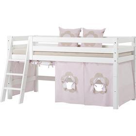 HoppeKids Fairytale Flower Curtain for Halfhigh Bed or Bunkbed 90×200cm