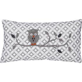 Taftan Owl Decoration Cushion 37x20cm