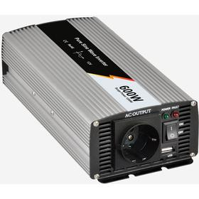 BullPower Inverter 12VDC/230VAC 600W