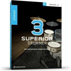 Toontrack Superior Drummer 3.0 Upgrade Download