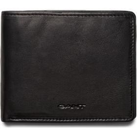 Gant Leather Wallet - Black