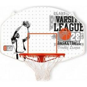 Basketball - basketkurv med bagplade - new port