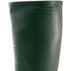 OTTO SCHACHNER Gummistøvle grøn str. 45 - PVC u/sikkerhed m/skridsikker sål & smudsafvisende overflade