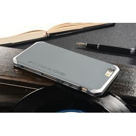 SOLACE element case cover/gun metal til iphone 6 Plus/6S Plus (GRÅ)
