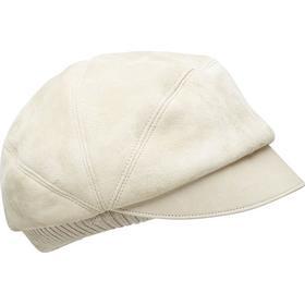 FREDDY cap, sheep fur, beige