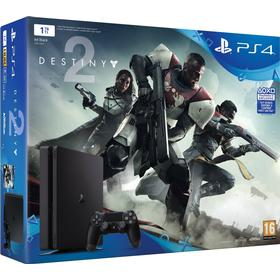 Sony PlayStation 4 Slim 1TB - Destiny 2