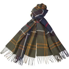 Barbour Whitley Tartan Scarf Unisex