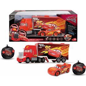 Mattel Disney Pixar Cars 3 RC Twin Pack Turbo Racers