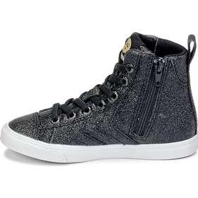 c8531149 Hummel sko glitter sort Børnesko - Sammenlign priser hos PriceRunner