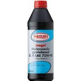 Meguin megol växellådsolja GL4 SAE 75W-90 - 1 Liter - delsyntetisk