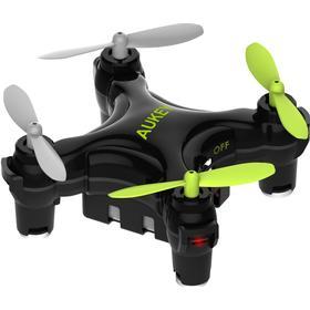 AUKEY Mini Drone 2.4G Ferngesteuerte Quadcopter Spielzeug, 4CH, 6 Achsen Gyrosensor, One Key Abheben/Landen Funkti