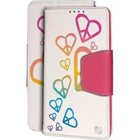 Beyond Cell Microsoft Lumia 535 Beyond Cell Infolio Design Pung Taske - Rainbow He