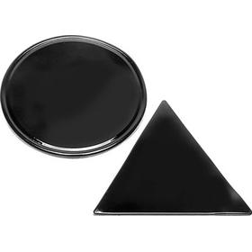 MTP Products Skridsikre Silikone Wall Stickers - Rund & Trekantet