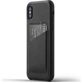 Mujjo Leather Wallet Case (iPhone X)