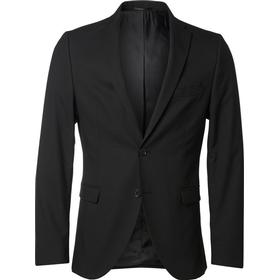 Selected Slim Fit Blazer Black/Black (16051232)