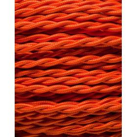 Orange snoet stofledning