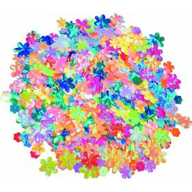Playbox Paljetter Blommor - 250 g