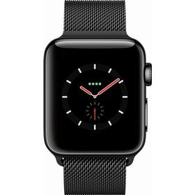 Apple Watch Series 3 Cellular 38mm Stainless Steel Case with Milanese Loop