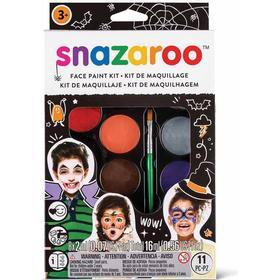 Snazaroo Halloween Face Paint Kit Ansiktsfärg