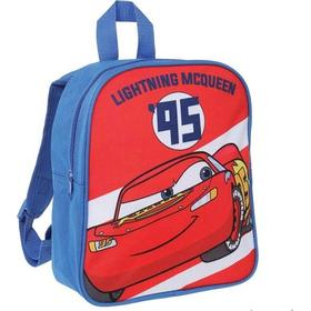 Disney Cars rygsæk med Lynet McQueen - Blå