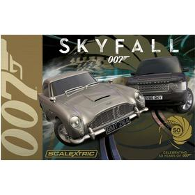 Scalextric James Bond 007 Skyfall G1083