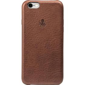 Nodus Shell iPhone 7/8 Plus Case and Micro Dock - Chestnut Brown