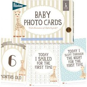 Sofie la girafe - Baby Cards