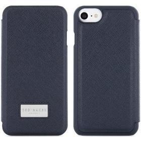 Ted Baker - Folio Case (iPhone 8/7/6/6S) - Blå