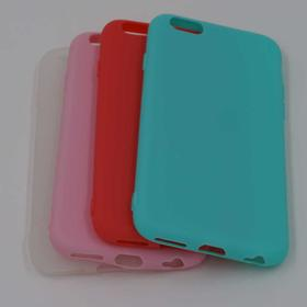 Silikone Cover som passer til IPhone 6/6S