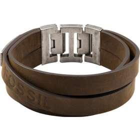 Fossil Vintage Casual Leather Bracelet (JF84955040) 1f1045d9c2ada